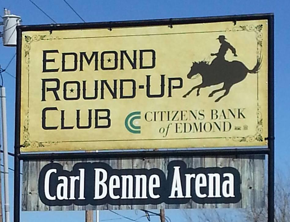 Edmond Round Up Club Carl Benne Arena Ecvb